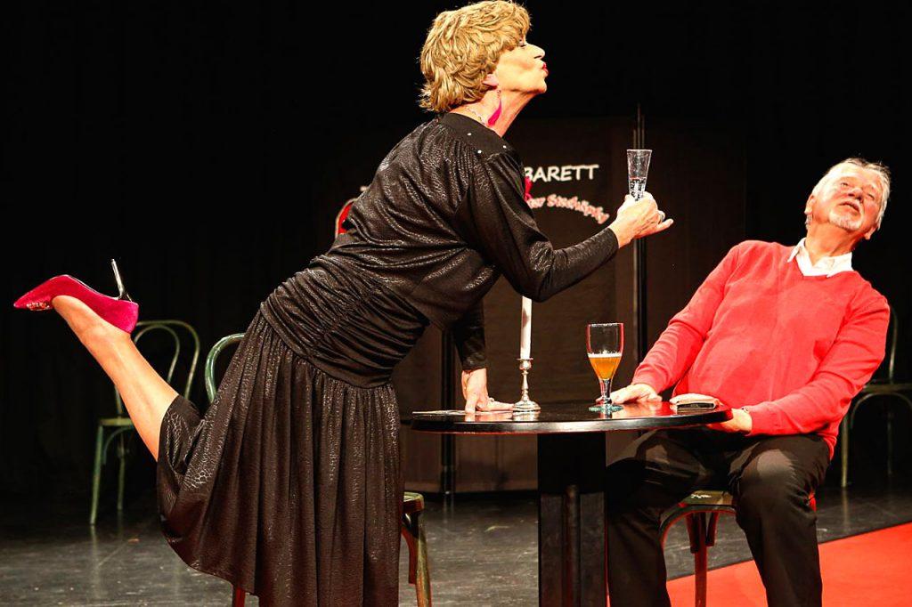 Kabarett - Die Schwedter Stechäpfel heike schmidt theater